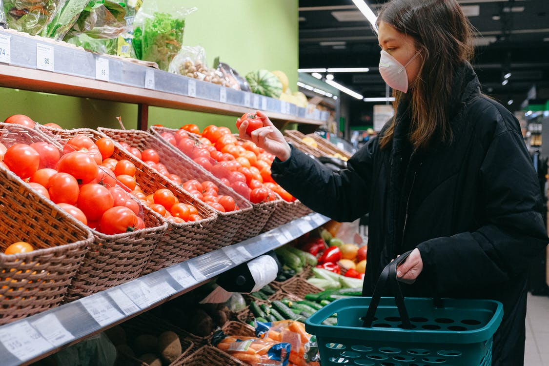Healthy Grocery Shopping Tips - See Here