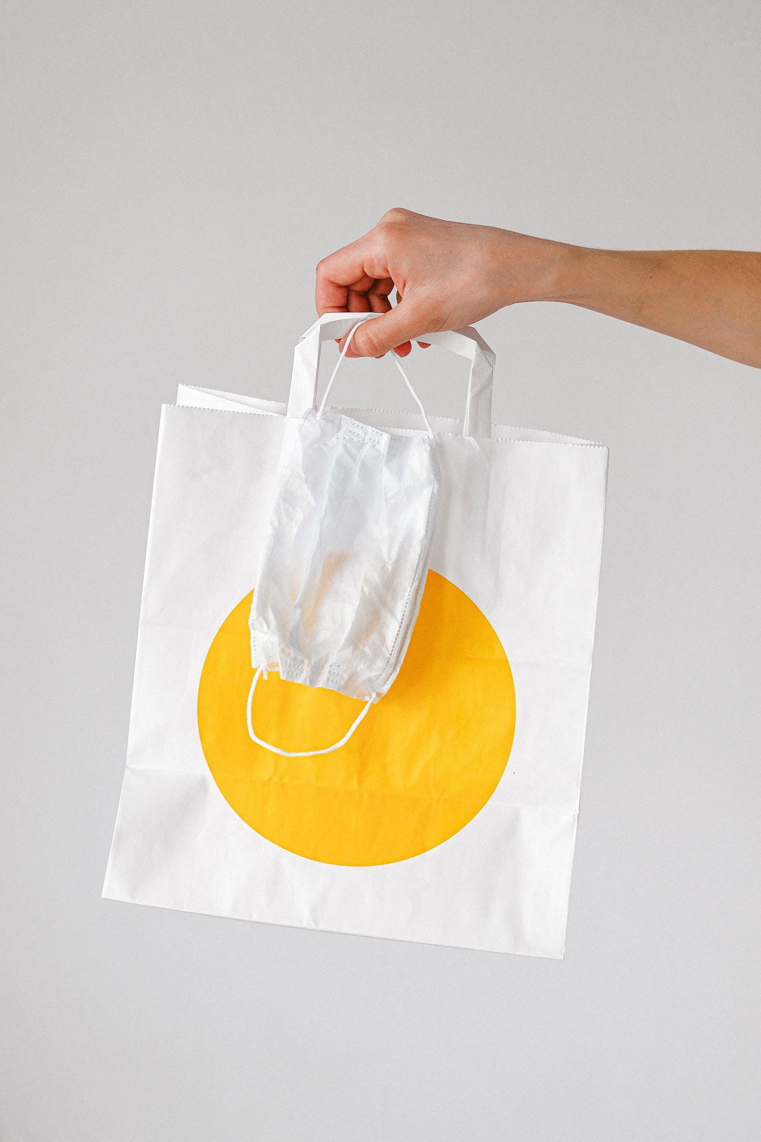 Shopping while Corona