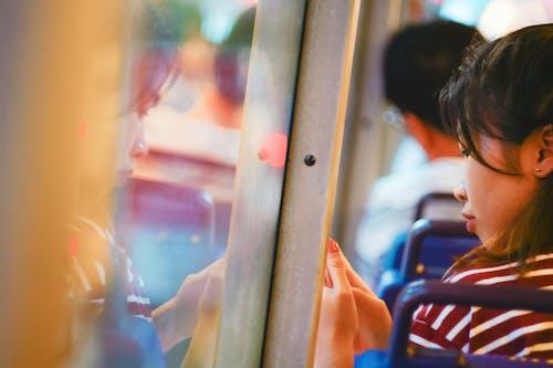 Základová fotografie zdarma na téma asiatka, autobus, Hongkong, lidé