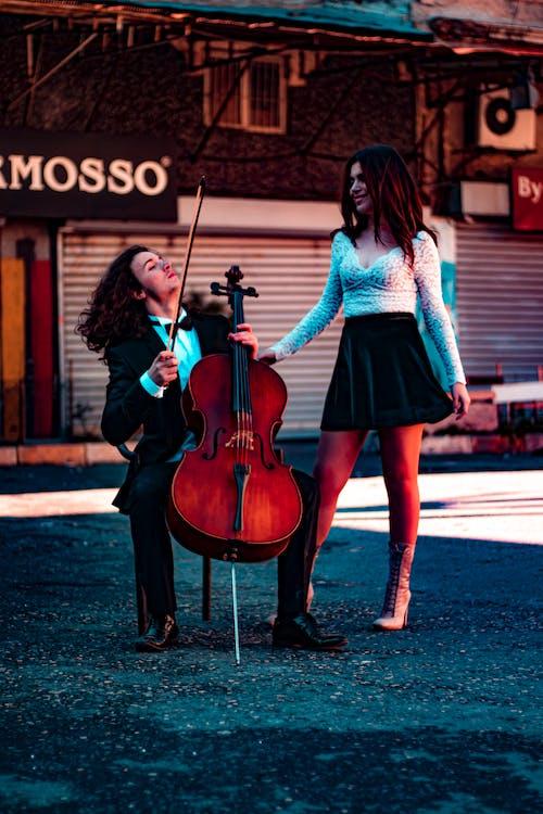 Ảnh lưu trữ miễn phí về Âm nhạc, ban nhạc, Cello