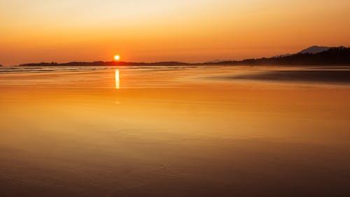 Foto profissional grátis de água, ajuda quando quer, alvorecer, amanhecer