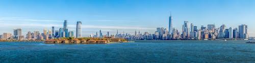 Free stock photo of cityscape, manhattan, NY, nyc