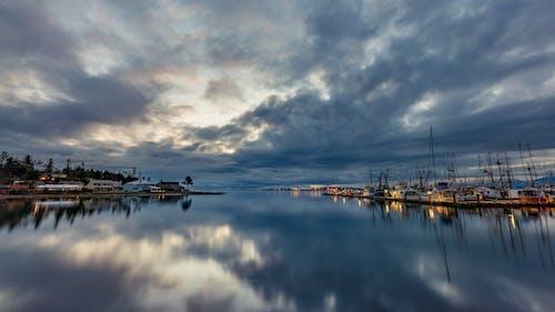 Gratis arkivbilde med båter, båthavn, british columbia, bukt