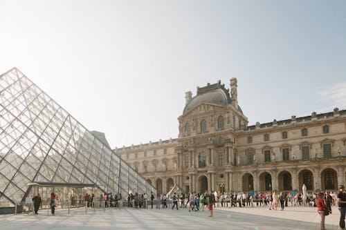 Základová fotografie zdarma na téma architektonický návrh, architektura, budovy, čáry