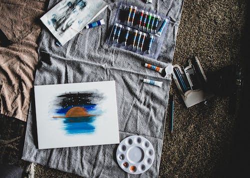 Fotos de stock gratuitas de actividad, Arte, artístico, colores