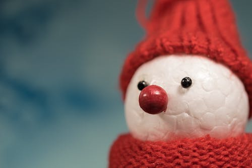 Foto d'estoc gratuïta de art, artesania, bufanda, decoració nadalenca