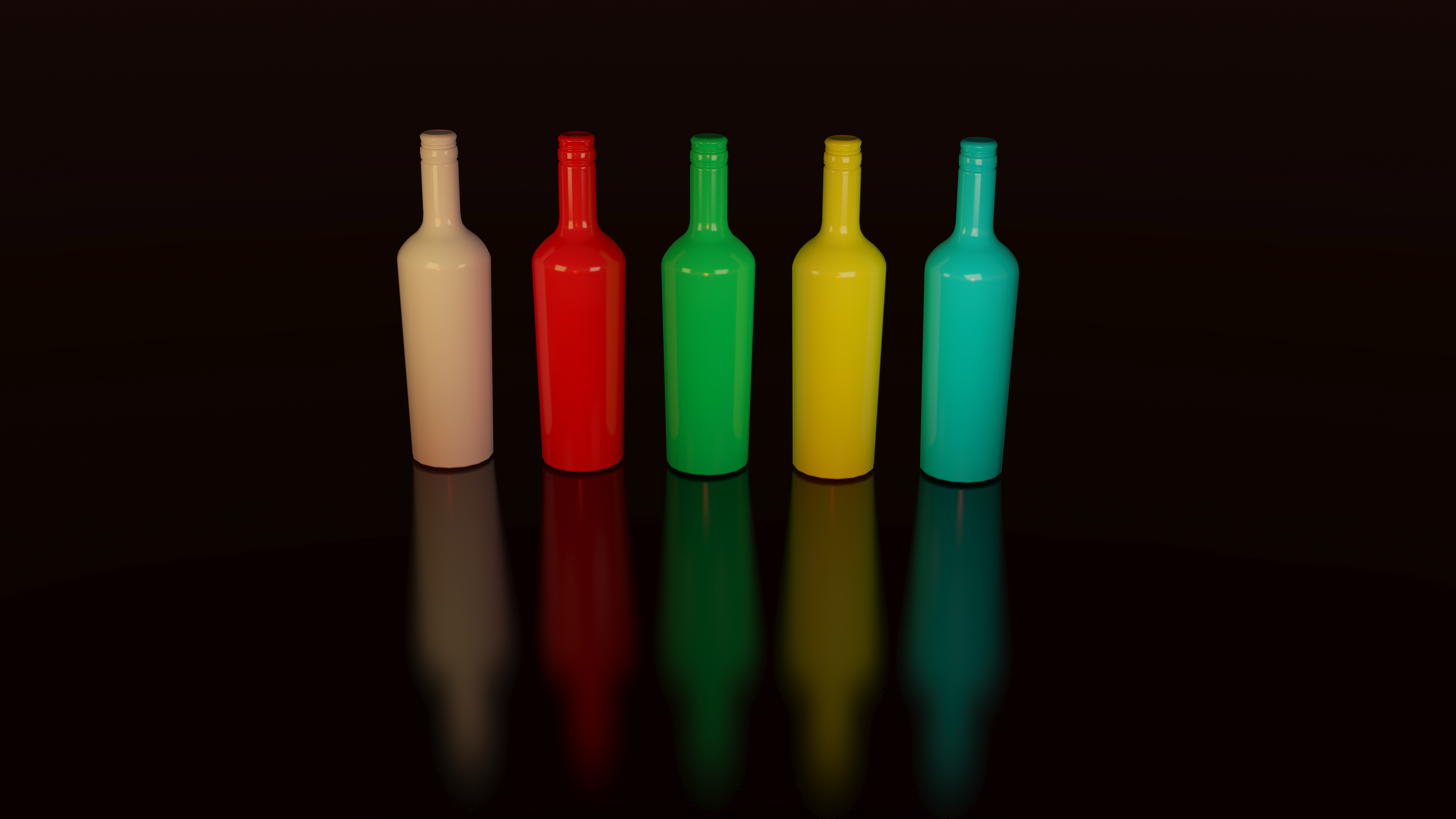 Free stock photo of art, bottles, colorful, colourful