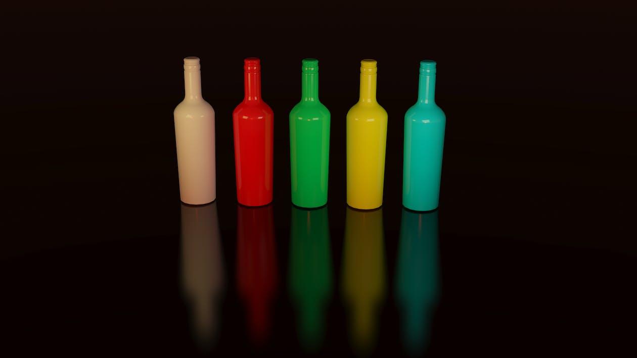 Безкоштовне стокове фото на тему «барвистий, відображення, дизайн»