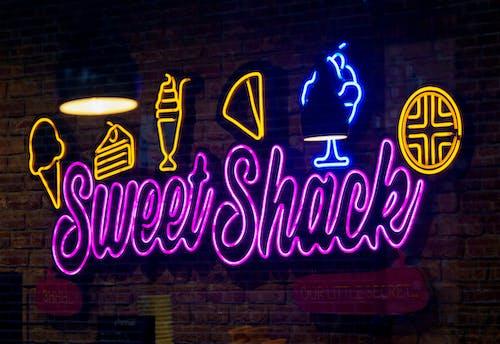 Sweet Shack Neon Signage