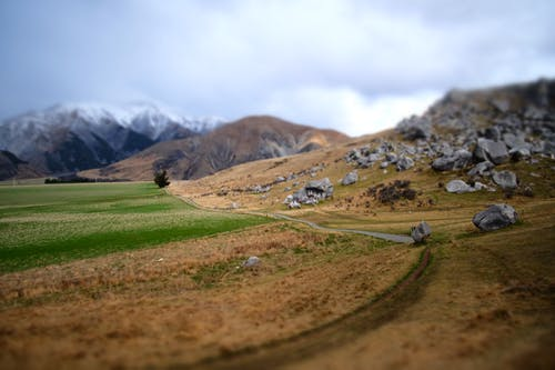 ニュージーランド, ランドサープ, 山, 岩の無料の写真素材