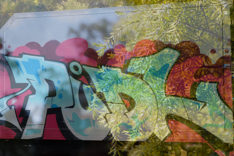 Free stock photo of graffiti, Re-exposure, street