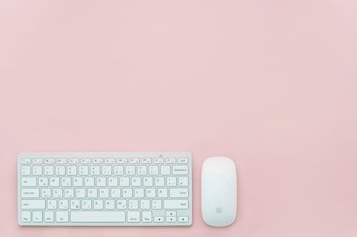 Clavier Apple Et Magic Mouse