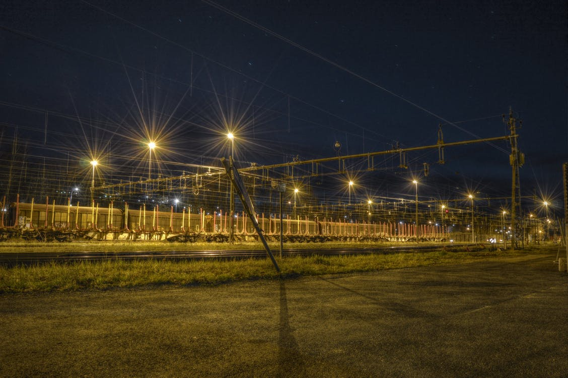 Безкоштовне стокове фото на тему «HDR, вечір, Залізничний вокзал»