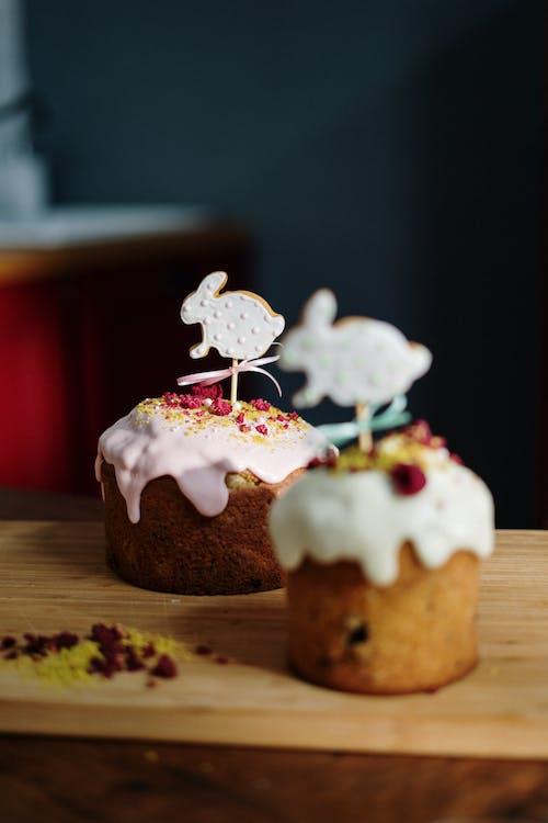 アイシング, イースター, イースターケーキの無料の写真素材