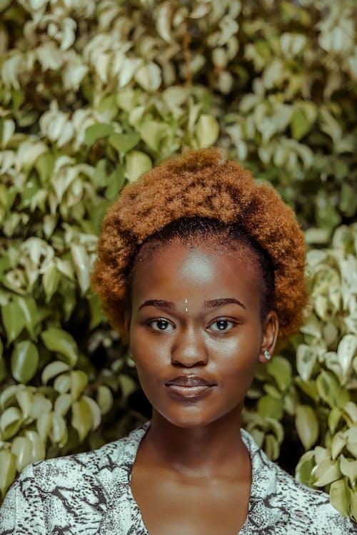 Portrait Photo Of A Woman