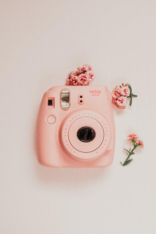 Pink Instax Camera