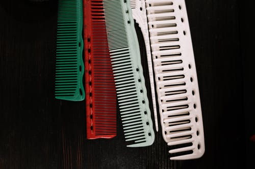 Assorted Hair Combs