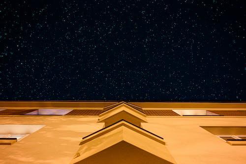 คลังภาพถ่ายฟรี ของ กลางคืน, ดวงดาว, ดารา, ดาว
