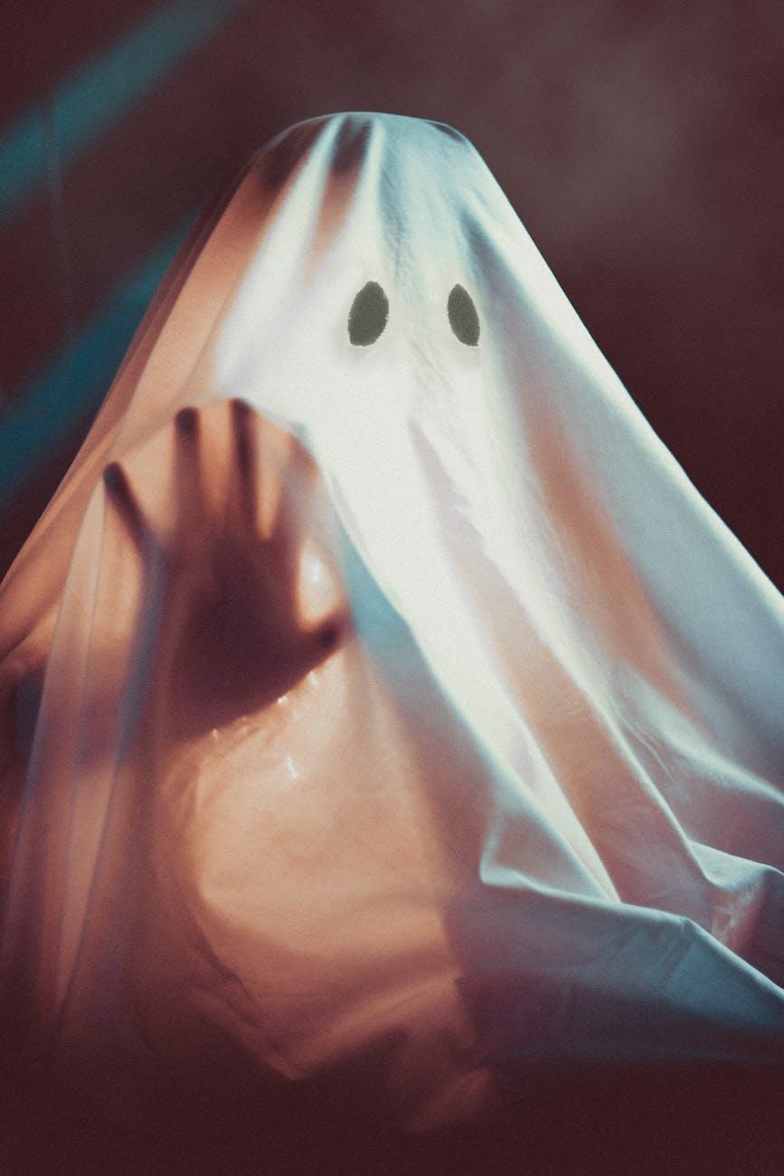 zero waste Halloween costume