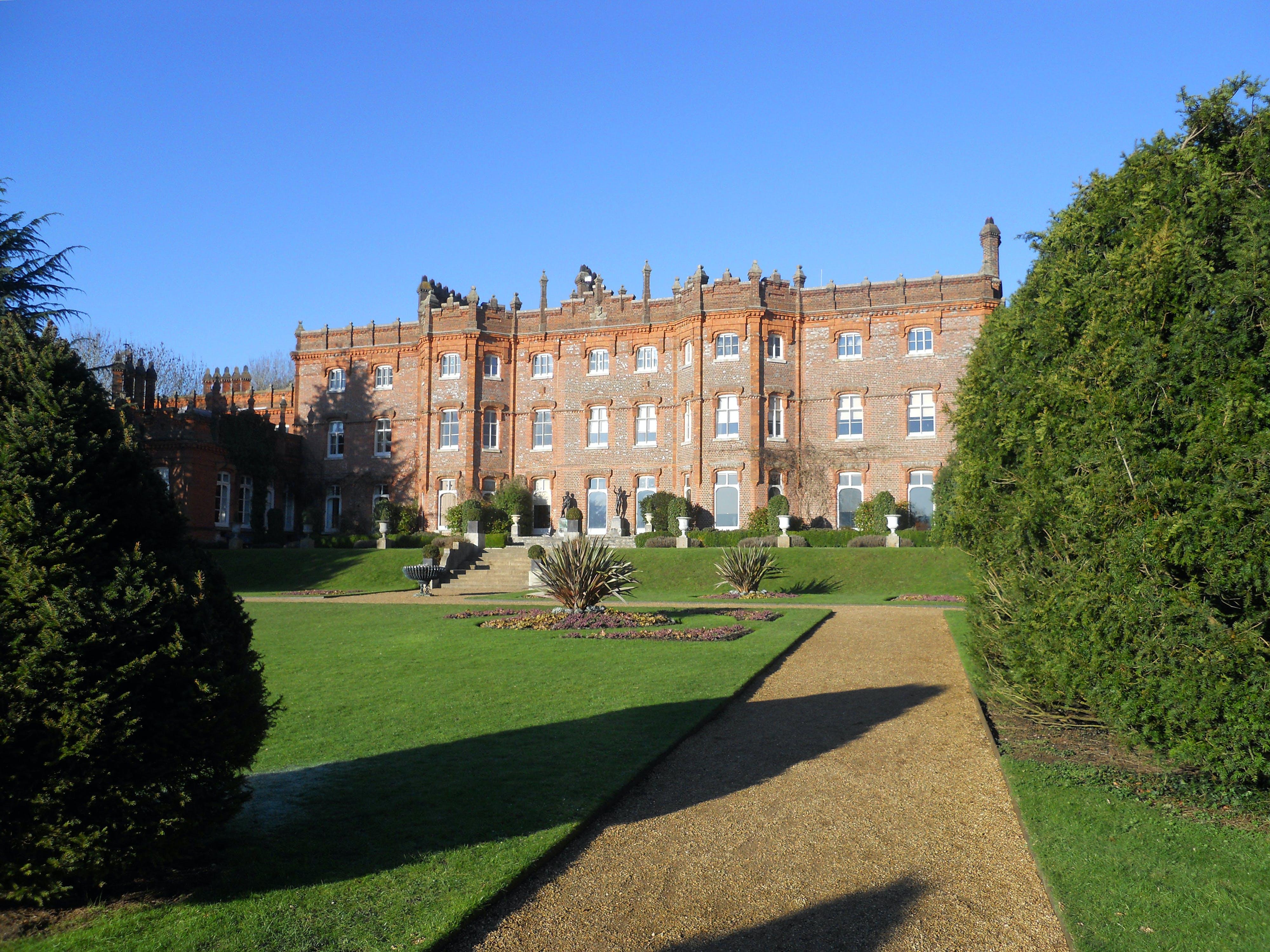Free stock photo of Country House, Disraeli, england, Georgian