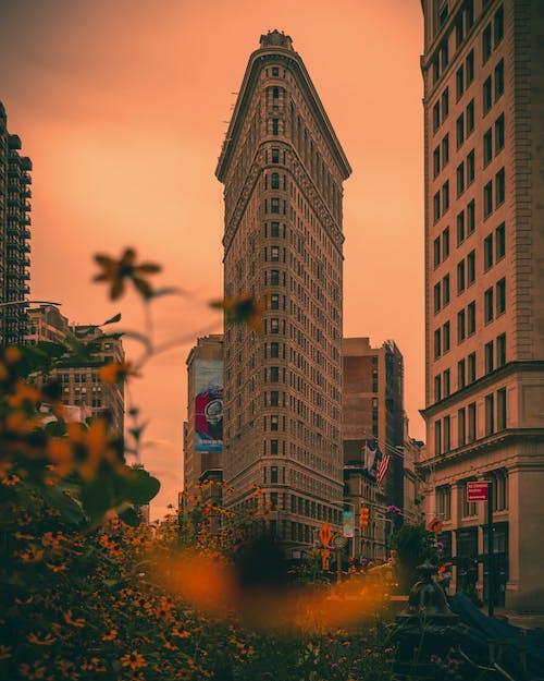 คลังภาพถ่ายฟรี ของ กลางแจ้ง, การท่องเที่ยว, ตะวันลับฟ้า, ตัวเมือง