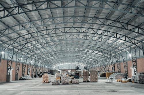 Základová fotografie zdarma na téma architektura, dopravní systém, firma, letiště