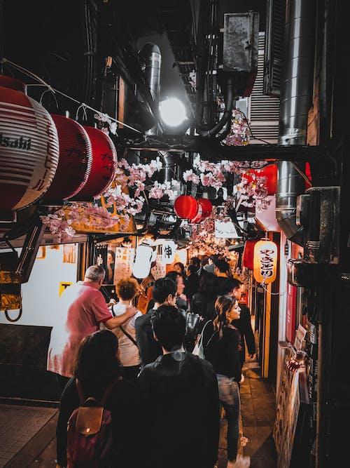 Kostenloses Stock Foto zu japan, menge, menschen