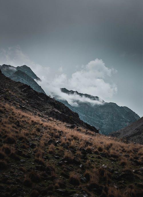 Gratis stockfoto met avond, berg, bergtop, buitenshuis