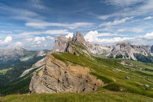 冒險, 多洛米蒂山脈, 天性, 天空 的 免費圖庫相片