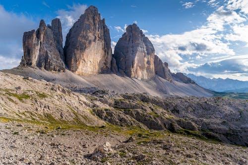 คลังภาพถ่ายฟรี ของ Dolomites, dolomiti, lavaredo, tre cime