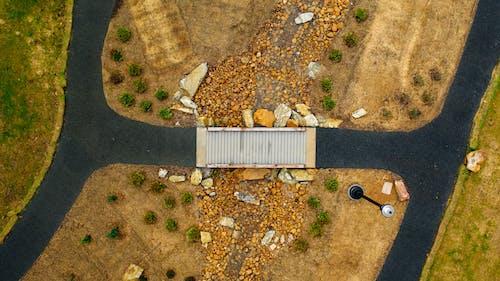 Aerial Shot Of A Park