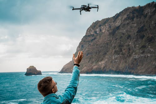 Zdjęcia bez opłat licencyjnych z akcja, czas wolny, dron, lato