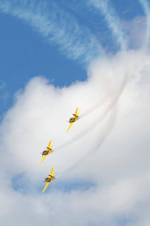 Yellow Planes