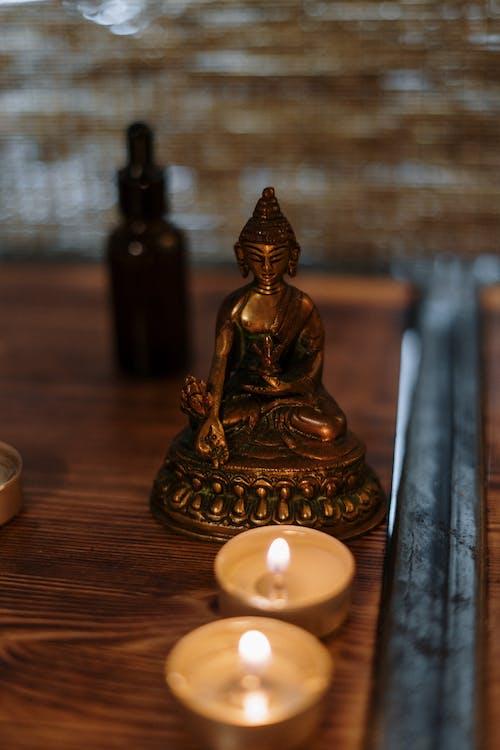 Imagine de stoc gratuită din agrement, bucurie, Buddha