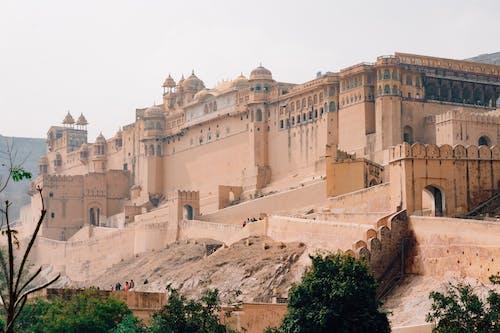 古老的, 地標, 堡壘, 堡疊 的 免费素材照片