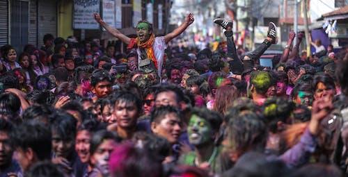 Free stock photo of celebration, colors, enjoying