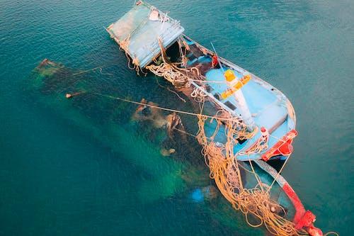 Photo Of A Shipwreck
