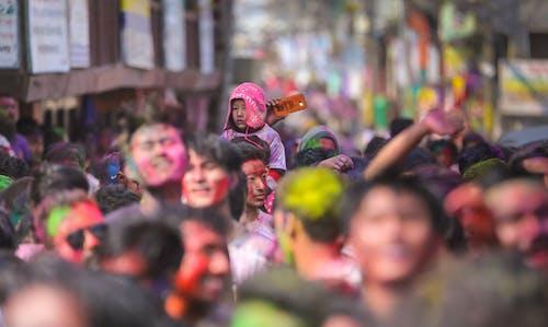 Free stock photo of celebrations, colors, colours festival