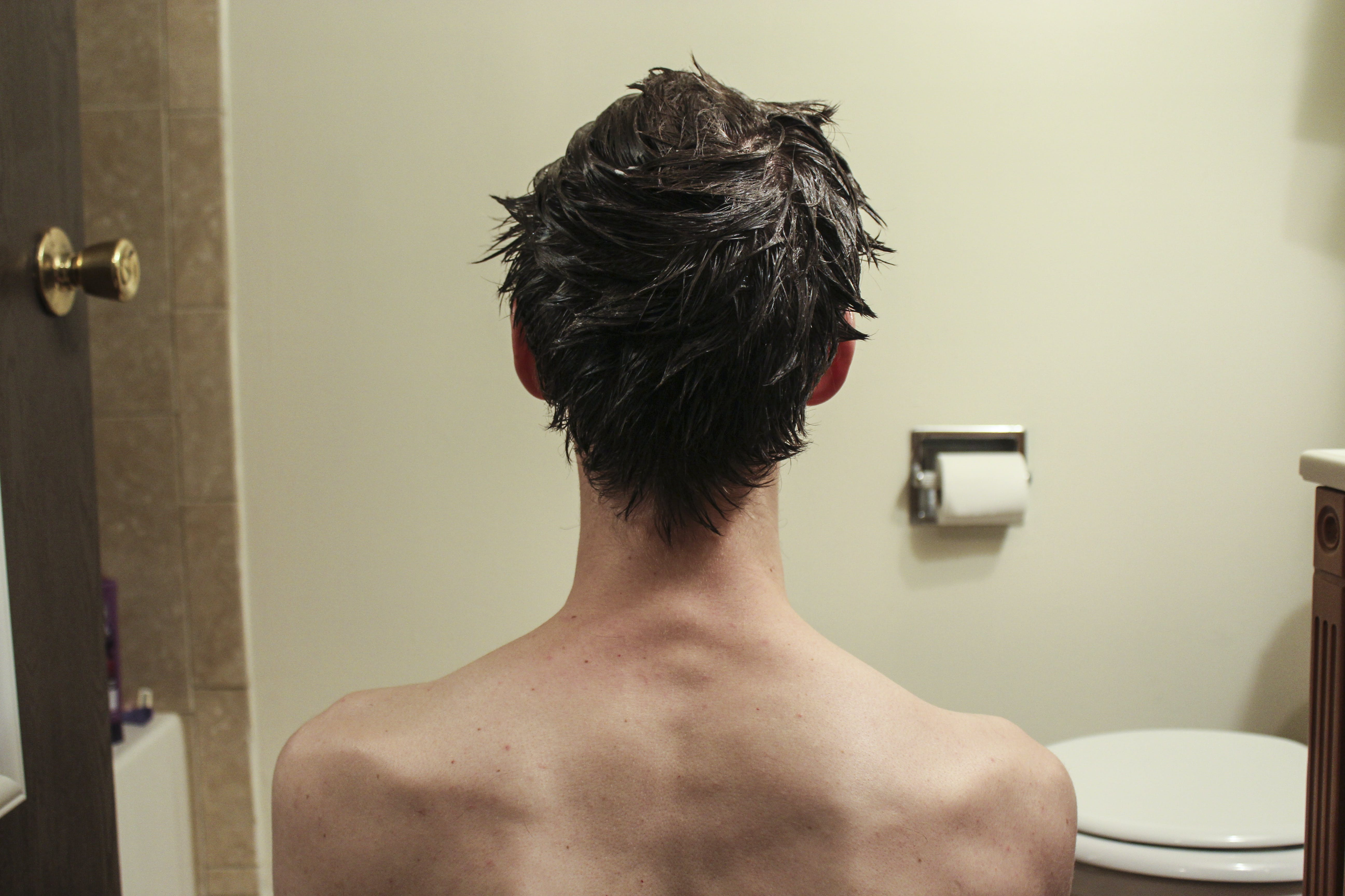 Free stock photo of abstract, back, bathroom, brown