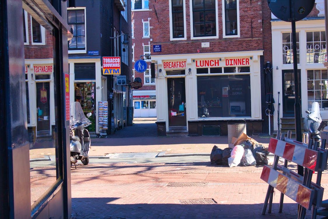 Darmowe zdjęcie z galerii z amsterdam, blokada, holandia