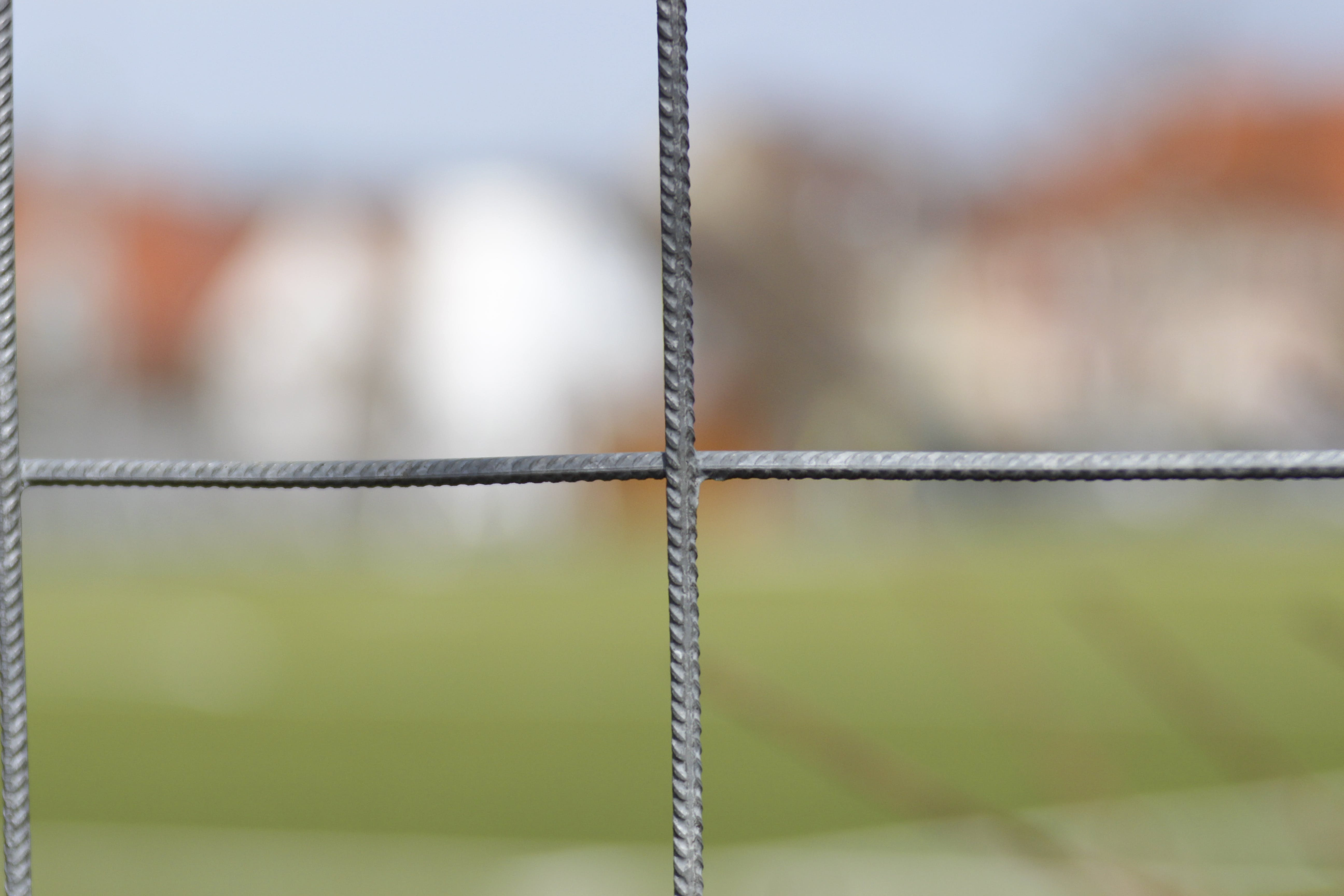 Free stock photo of bokeh, focus, wire fence