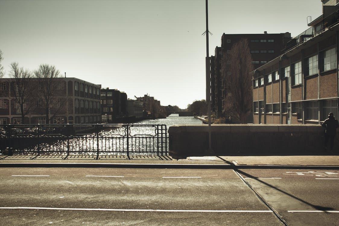 Free stock photo of amsterdam, bridge, empty