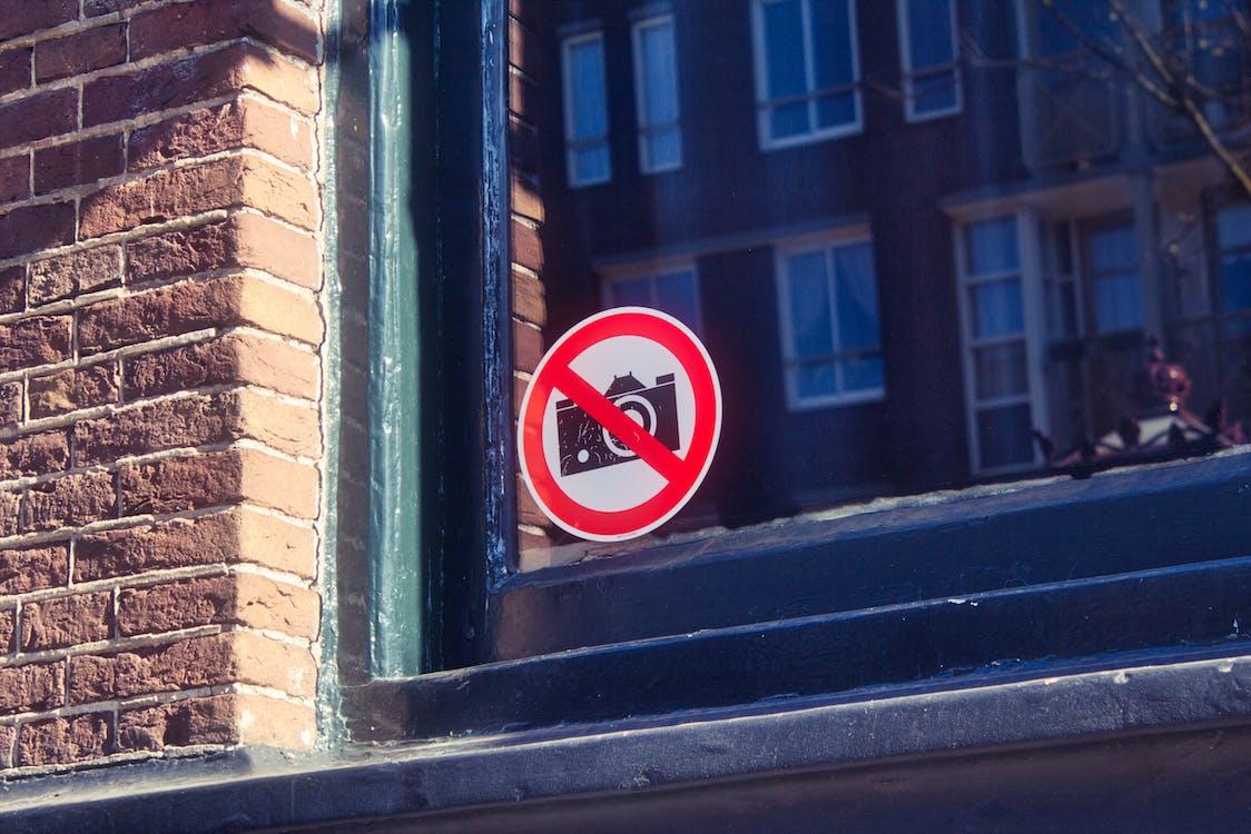 Free stock photo of amsterdam, forbidden, netherlands