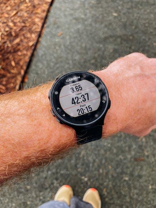 Black Digital Smartwatch
