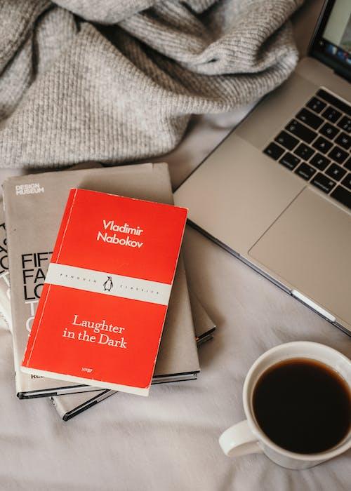 Základová fotografie zdarma na téma espreso, káva, knihy, kofein