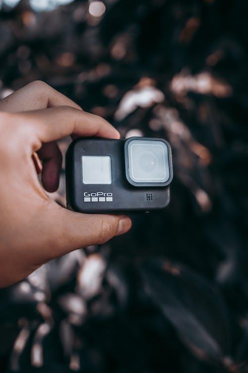 Ảnh lưu trữ miễn phí về camera hành động, giữ, Máy ảnh, ngón tay