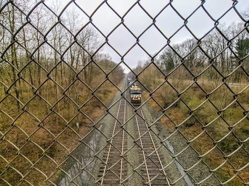 Free stock photo of cargo train