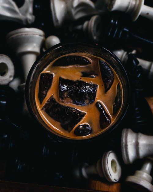 Ingyenes stockfotó csésze kávé, ital, jég témában