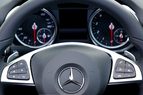 オドメーター, コントロール, スピードメーター, ダッシュボードの無料の写真素材