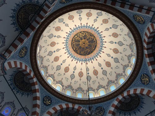 Kostnadsfri bild av arkitektonisk design, arkitektur, camii masjid